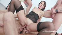 Fucking Gangbang Festival With Dap For Vicky Sol