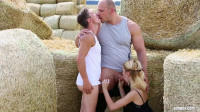 Morning Bisexual Surprise on a Farm