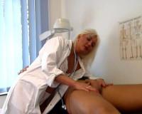 Nurse gets drilled