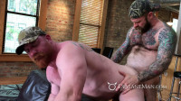 DeviantMan — Cigar Roughneck Muscle Fuck (Jack Dixon, Eisen Loch)