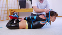 Mina Costumed Hogtie (2018)