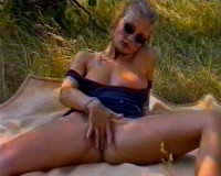 Download Picnic with a dildo