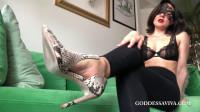 Goddess Aviva — Freak for My Feet