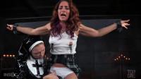 The Squirting Sinner: Savannah Fox, Rain DeGrey - BDSM, Humiliation, Torture