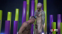Raw Fuck Club - Michael Roman Fucks Three Loads Out of Cam Christou