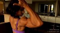 Allie Stauss — Fitness Model