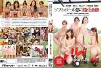 Download Akari Asagiri, Asuka Misawa, Koto Shizuku, Yume Mizuki - Softball Team's Training Camp