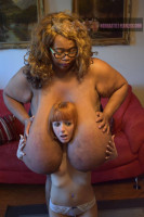 Download Norma Stitz Humiliates Lizzy Lamb With Her Enormous Tits