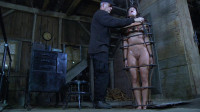 Obedient slave BDSM