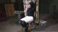 Sahrye Fails Her Test and Is Hogtied Part 2
