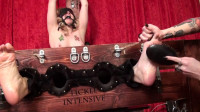 Tickle Intensive - Sensitive Stephie's Topless Punishment