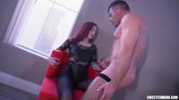 Fabiana Convinces Slave to Go Eunuch