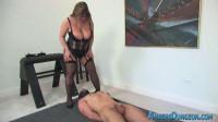 Mistress Alix's Ass Licker