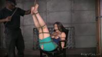 Cumming Bondage With Casey