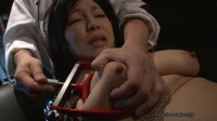 Busty woman corporal punishment