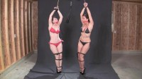 online video sexy - (Reluctant Bondage Model)