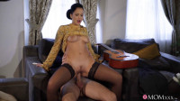 Jennifer Mendez — Horny Housewife Rides Guitar Tutor FullHD 1080p