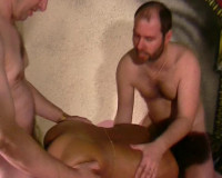 Download Interracial gangbang