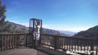 BondageLife - Rachel Greyhound - Standing Outside