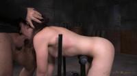SexuallyBroken - May 29, 2015 - Girl next door Amy Faye bent over and bound doggystyle