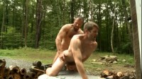 Mutual Media - Splittin' Wood(Arpad Miklos & Colby Keller)