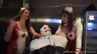 Nikki Whiplash & Mistress Miranda in Cum Tits Fin