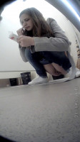 Hidden Camera In Female Toilets - Part 3
