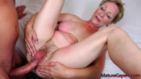 Busty russian milf Antonia banged