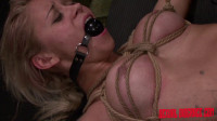 SD - May 14, 2015 - Marsha May Endures Rope Bondage, Deepthroat BJ, Rough Sex