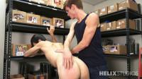 Download Jasper gets Spanked in the Stockroom