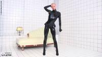 Tatjana - Flexible Ballerina in Latex