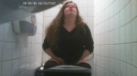 Hidden camera in the student toilet Part 4 (2018)