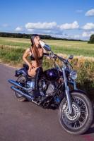 Achekhovs Girl, Bike Fest, Bogdana Kostenko 1973, Candy