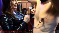 Training My Slave For Gangbangs – Flogging Whipping and Pain