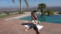 Lily Rader - PST - Towel Strangler