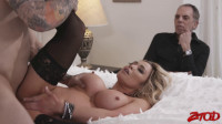 Mia Lelani - Hot Chick Got Banged In Front Of Her Man(2019)