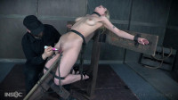 High Heel Bondage For Blonde Slave