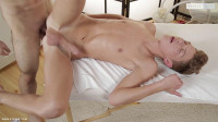 Massage Me 2, Sc.2- Big-Dicked Newbie Gets His Arse