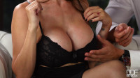 He Can't Resist — Busty Milf Loves Cum On Her Big Tits