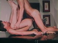 Bareback Blond Lovers(1989)- Keith Hilton, David Jenkins, Ken Owens
