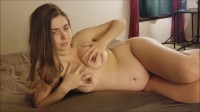 Awesome Kate New Even More Pregnant Creampie (2018)