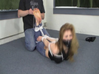Candle Boxxx Toe Tied and Interrogated