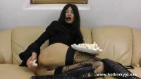 Sweet anal Helloween movie