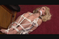 Tiny Ball-Tied Blonde Livia