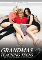 Grandmas Teaching Teens vol.2