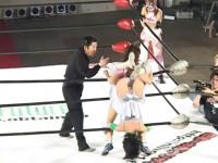 Japanese Uncensored Wrestling part 4