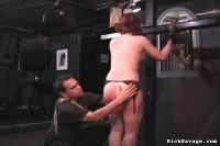 Rick Savage - Hellfire Club Submission Jayne