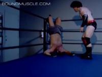 Luca Ciccone ,Rojer Beaumont ,Bryce Pierce — Wrestler Bryce Domination