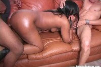 bbw slut Kandi Redd love to share 2 dicks