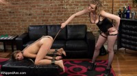 video english submissive - (Whore In Training: Missy Minks anally submits to Cherry Torn!)